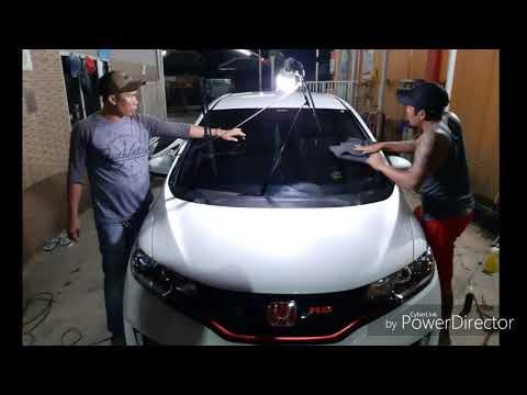Auto Detailing Nano Ceramic ( coating ) Asha Glazz Car