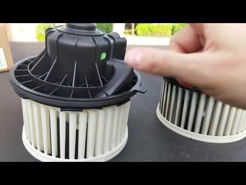 How to Replace blower motor 99-2007  Chevy Silverado Tahoe Suburban GMC Sierra Yukon ETC, Easy DIY!