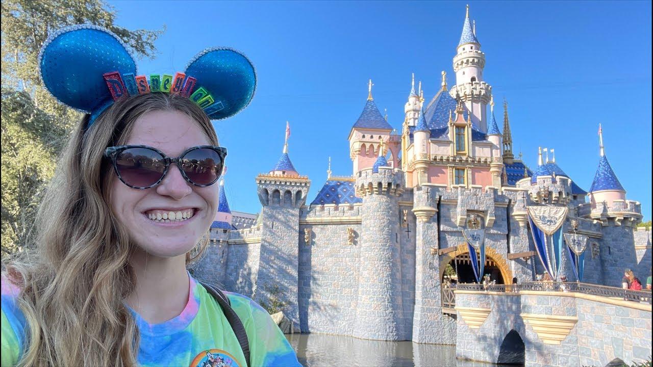 My First Day At Disneyland