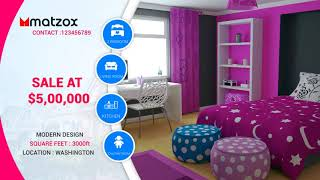 Real Estate Promo  - After Effects template from Videohive