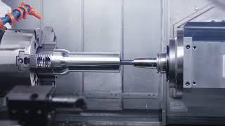 HYPERTURN 65 Powermill G2,Hochleistungsdrehzentrum für die Komplettbearbeitung
