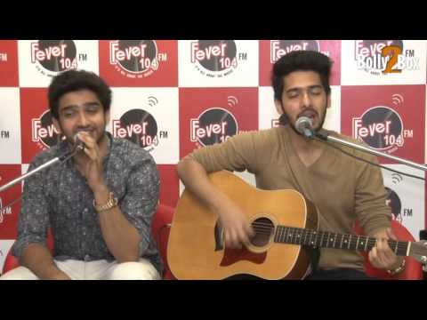 Armaan Malik, Amaal Mallik Singing SAB TERA Song | Live Performance