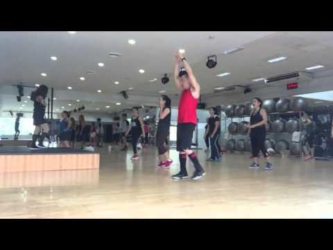 Bodyjam 76 Mash It!! Fitness First Alabang