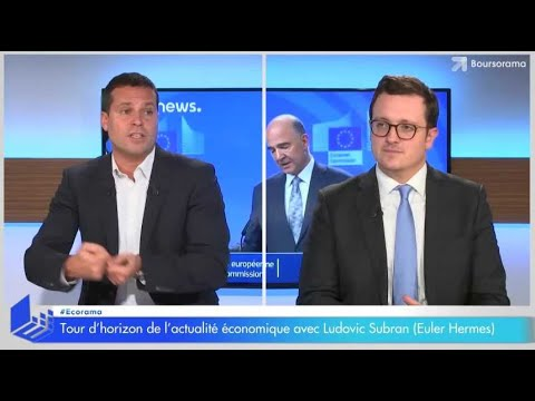 """La prochaine crise ne sera pas chinoise mais américaine !"" Ludovic Subran"