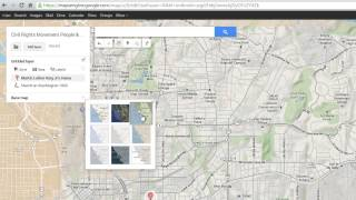 Google Maps Engine lite Tutorial