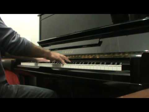 Howl at the Moon/Enjoy the Ride - Stadium X (feat. Taylr Renee)/Krewella (piano covers)
