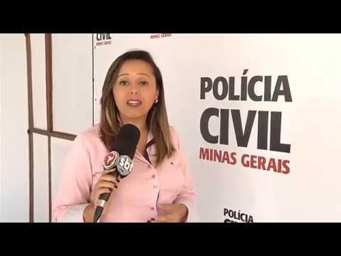 Lima Duarte: Suspeito de matar esposa e os filhos está preso no Ceresp