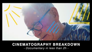 How I shot a Documentary in less than 2 Hours | Cinematography Breakdown (BMPCC 6K + Contax Zeiss)