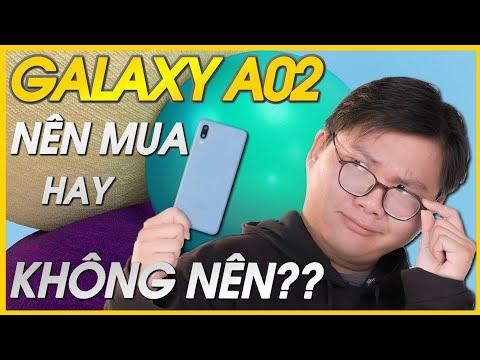 Galaxy A02 có gì ngon mà PHÁ ĐẢO DOANH SỐ BÁN HÀNG | Thế Giới Di Động