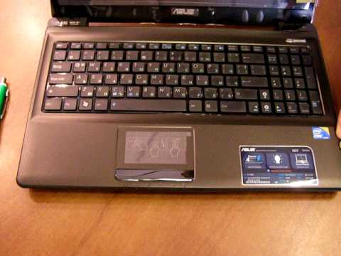 ASUS A52F NOTEBOOK WINDOWS 10 DRIVER