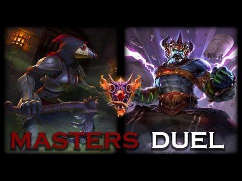 Smite: Masters Duel | Izanami vs Ravana | The Plague Bearer's Anguish