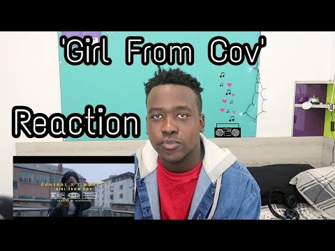 Girl From Cov MV Reaction | JELANI JELANI