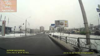 Видеорегистратор Papago P3 День Харьков(, 2014-12-06T19:13:07.000Z)