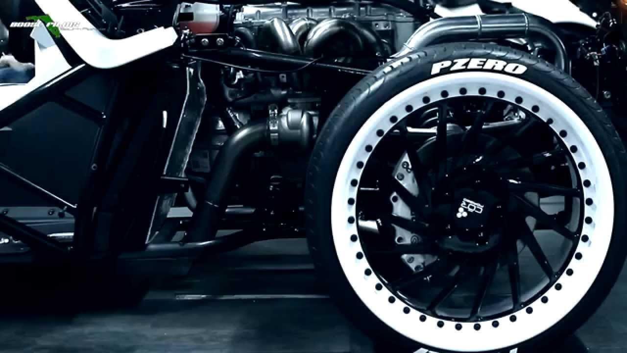 Polaris Sling Shot >> Sling Street Custom Turbo Kit Polaris Slingshot HD - YouTube