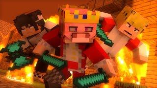 """Heart of Mine"" - A Minecraft Original Music Video ♪"