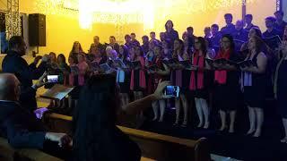 Canções para Páscoa - Vem, Messias, Vem - Coral da Igreja Presbiteriana de Pederneiras