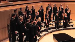 Otche Nash - University of Utah Chamber Choir