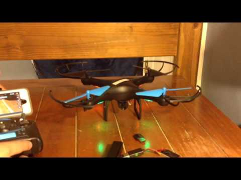 Blue Jay Wifi FPV Drone Review