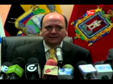 Informe comisión 30S fue entregada a fiscal general