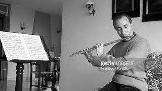 "F. Doppler: ""Fantasia pastorale ungherese op. 26"" flauto Severino Gazzelloni"