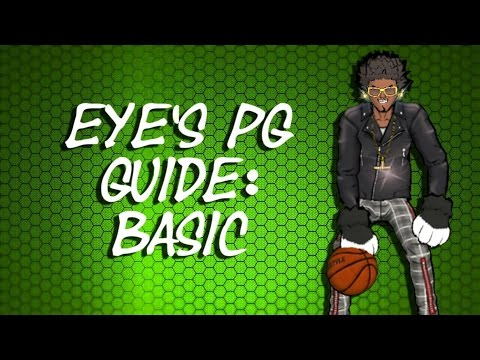 FreeStyle 2 #TeamBruh PG Tutorial - Left-Eye