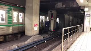大阪メトロ中央線24系24904F 学研奈良登美ヶ丘行き 森ノ宮駅