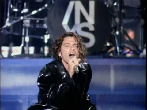 INXS  New Sensation ~  Wembley 1991