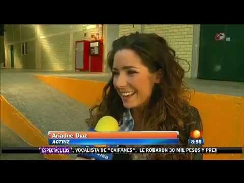 Ariadne Díaz y José Ron Superan la Ficción - YouTube
