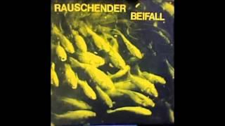"""Rauschender Beifall – Bleischwere Nächte 7"""" Berlin 1982"""