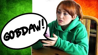 Irish Names For Things (Irish Slang)