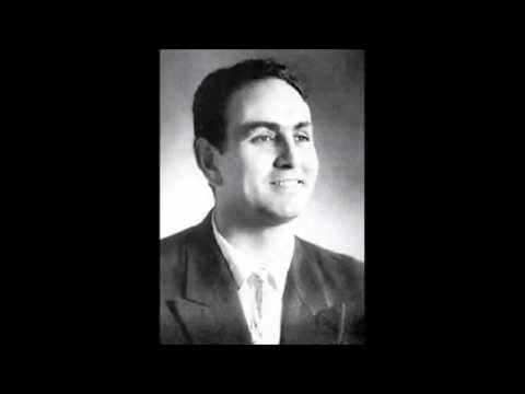 Verdi - Un Ballo in Maschera - Eri tu - Ernest Blanc (1961)