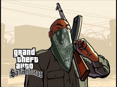 GTA San Andreas - Cameo Candy