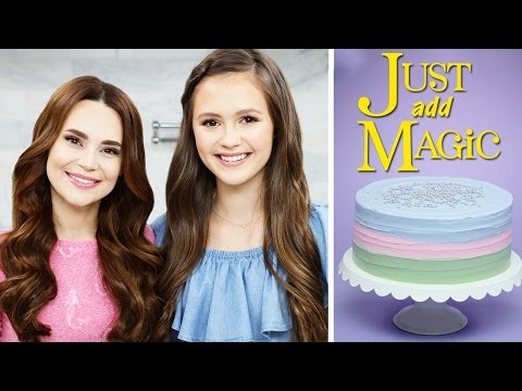 JUST ADD MAGIC CAKE ft Olivia Sanabia NERDY NUMMIES