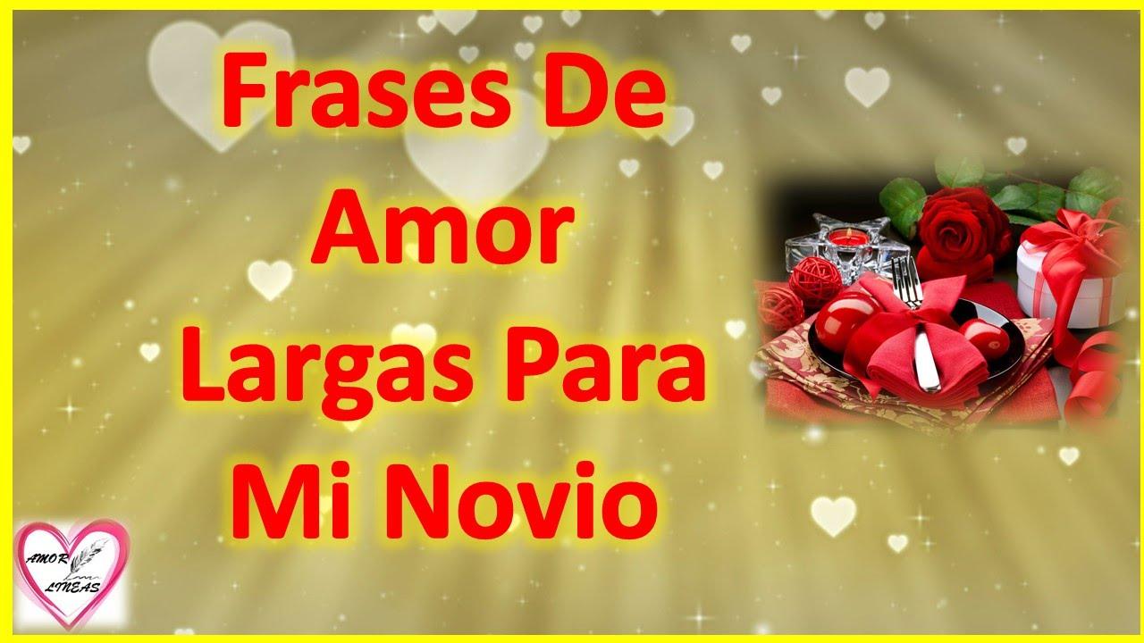 Frases De Amor Largas Para Mi Novio Que Esta Lejos Te Extrano Amor