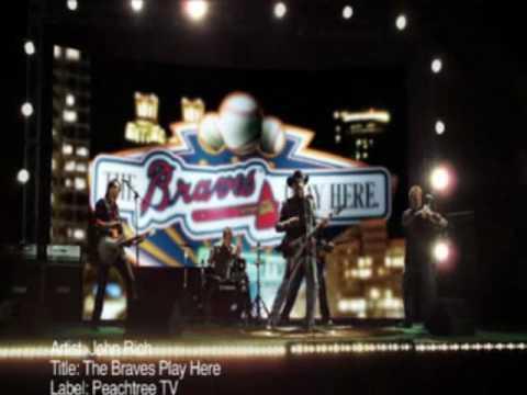-= ATLANTA BRAVES PLAY HERE =- John Rich 2010 Peachtree TV