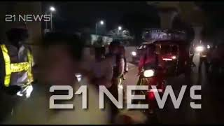 Nampally Tarffic police Special Aganist Drunk N Drive. 400 Vehicle 25 Cases Inspector Told To Media.