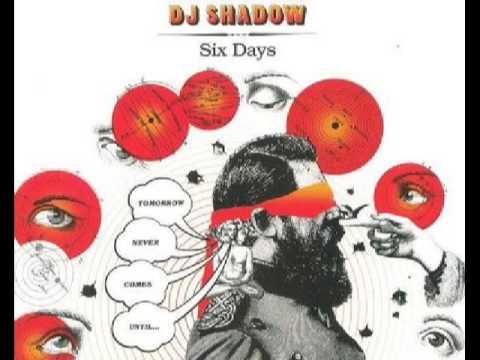 The 10 Best DJ Shadow Songs - Stereogum