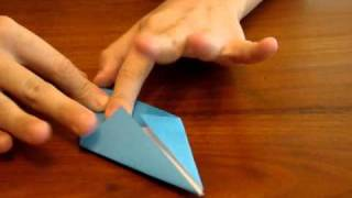 How To Make A Simple Origami Stingray