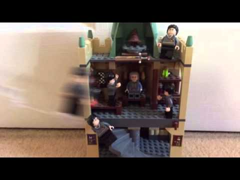 Lego Harry Potter apparate song