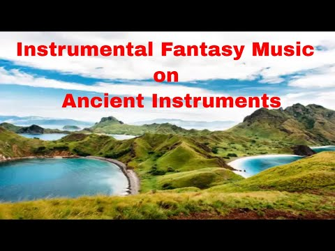 Telling Fortunes by the Lakes- J. LyonLayden Beautiful Fantasy Music from the Ancient Forest