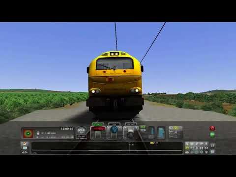 Train Simulator 2017 Euro 4000 de Ferrovial