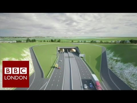 New Thames crossing - BBC London