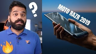 Moto Razer 2019 - Expensive and Enervated - 1500$ Folding Phone - My Opinions🔥🔥🔥