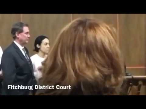 Shana Pedroso arraignment in death of daughter in Fitchburg