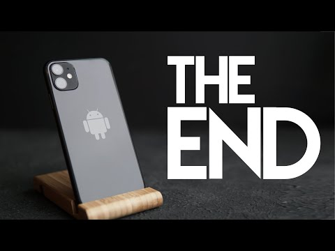 It''s time to leave iPhone