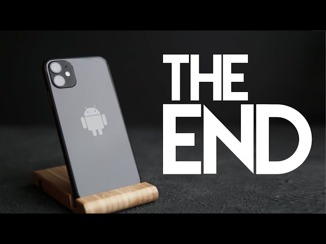 It's time to leave iPhone