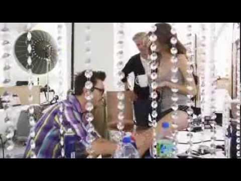 Making of CALIDA bodywear  Clara Alonso