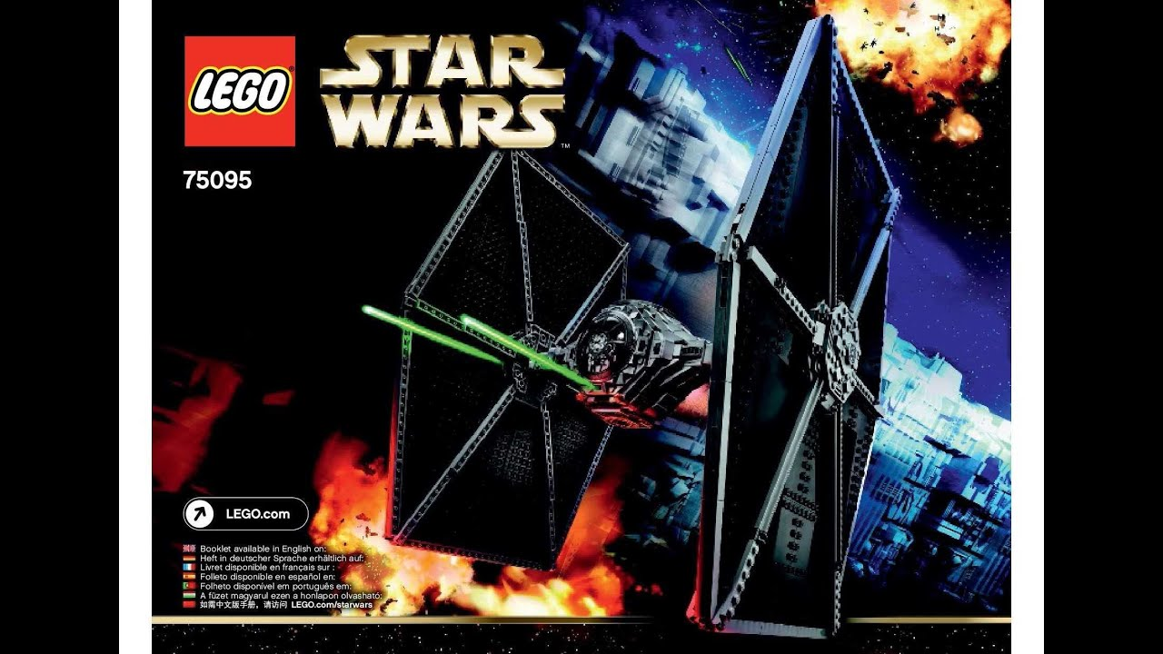 lego star wars instructions 2015