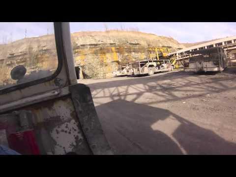 Coal Mine GoPro