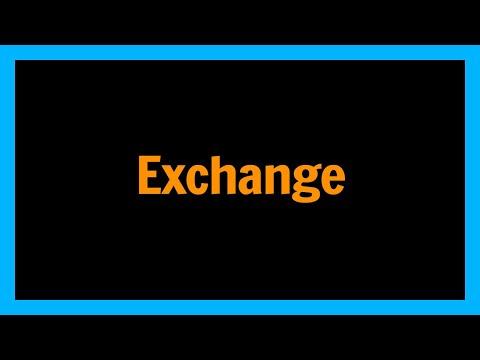 Was macht der Exchange-Server?